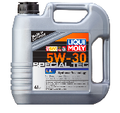 Liqui Moly 5W-30 SL/CF SPECIAL TEC LL 4л (HC-синт.мотор.масло)